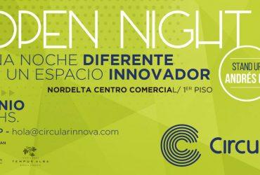 Open Night en Circular: La fiesta de apertura