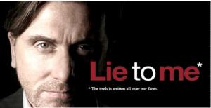 Lie to me. La serie de Fox que desnuda mentiras.
