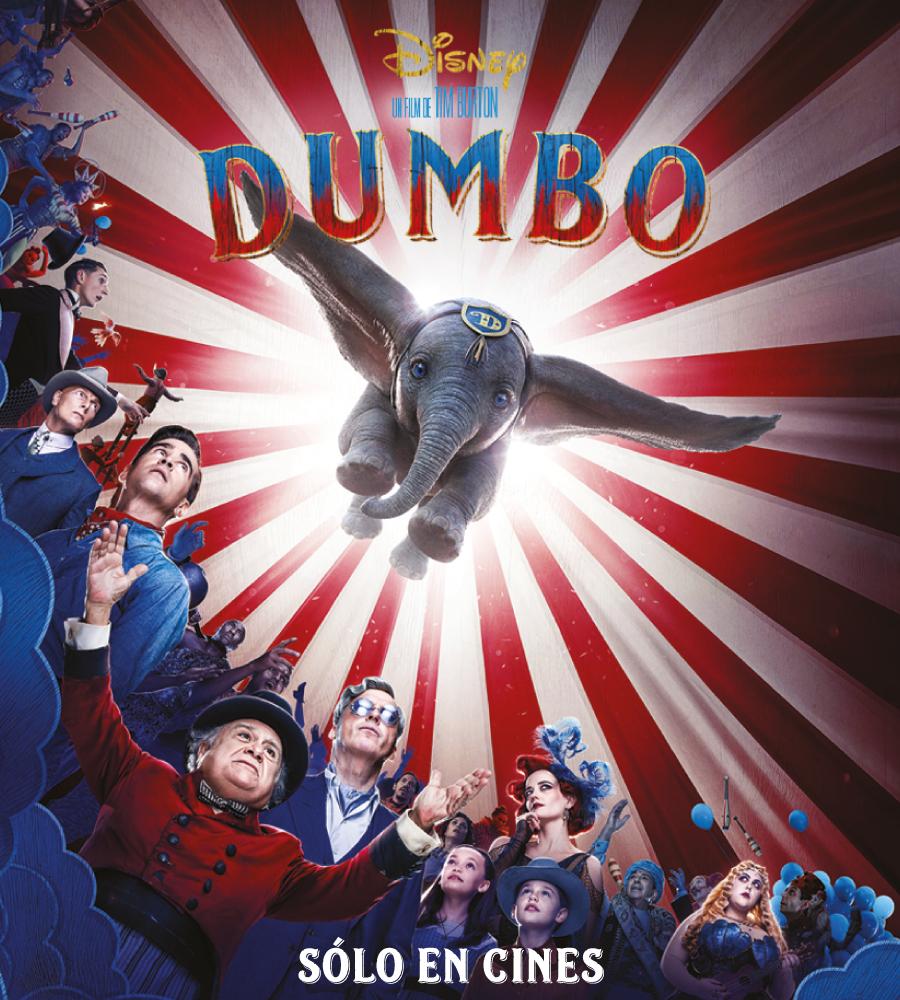 Pre Estreno Dumbo
