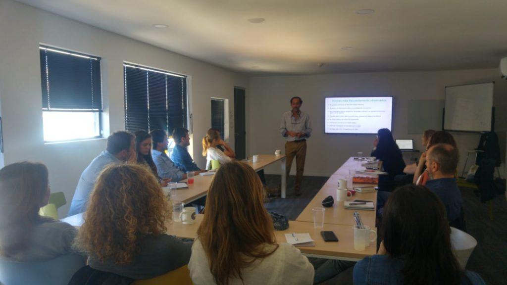 Curso con Sergio Postigo – Módulo III > Herramientas Básicas de gestión de startups