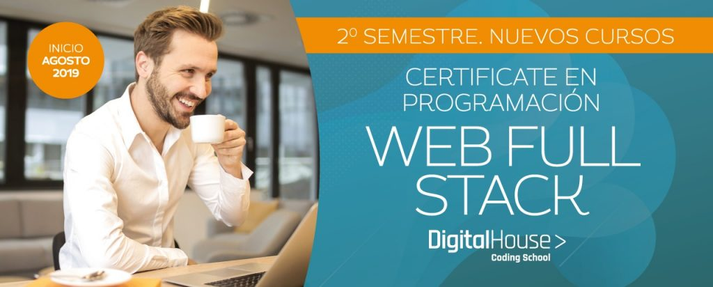 Programacion web full stack digital house circular nordelta