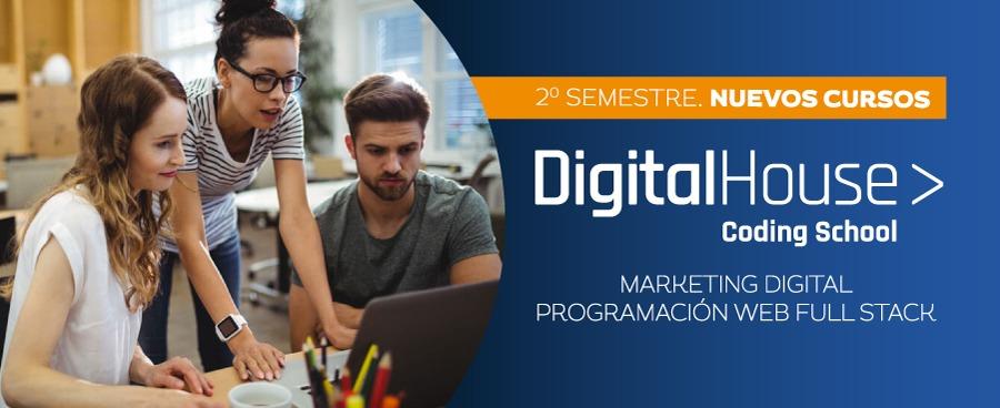 digital house marketing digital programacion web circular nordelta
