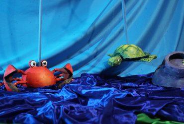 Teatro Primera Infancia: Azul de Mar