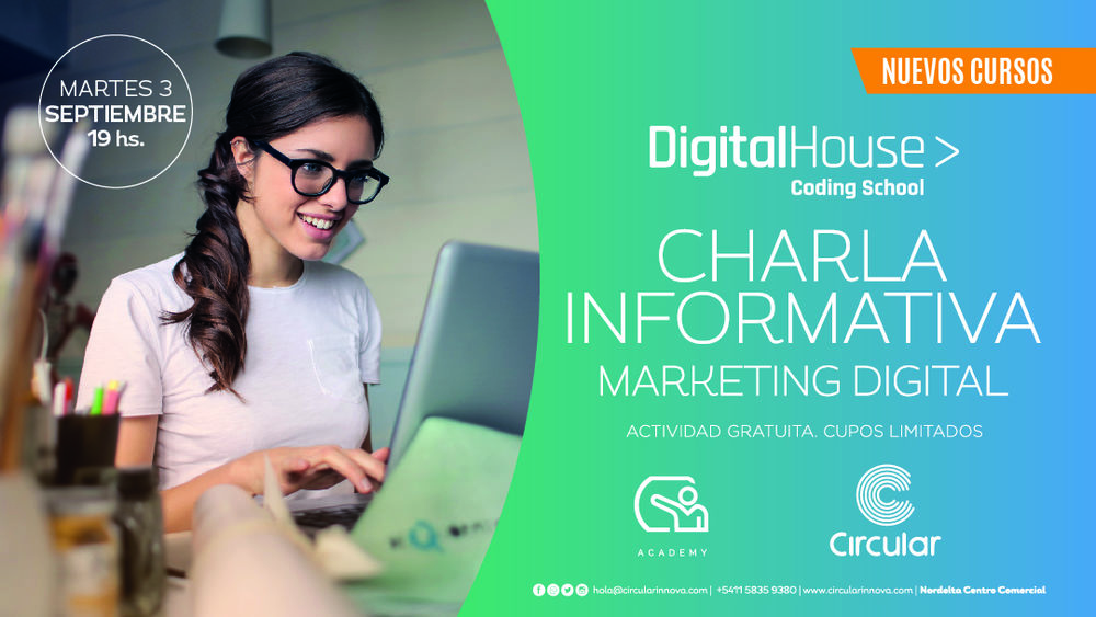 digital house marketing digital en circular nordelta