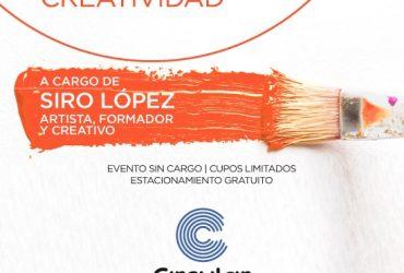 """Conferencia """"Diseño de espacios educativos para incentivar el aprendizaje y la creatividad"""""""