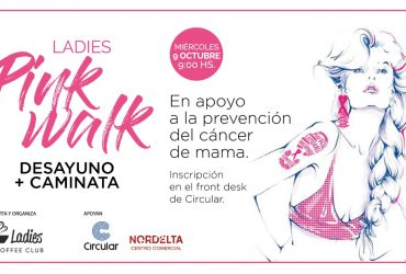Caminata Solidaria – Ladies Pink Walk
