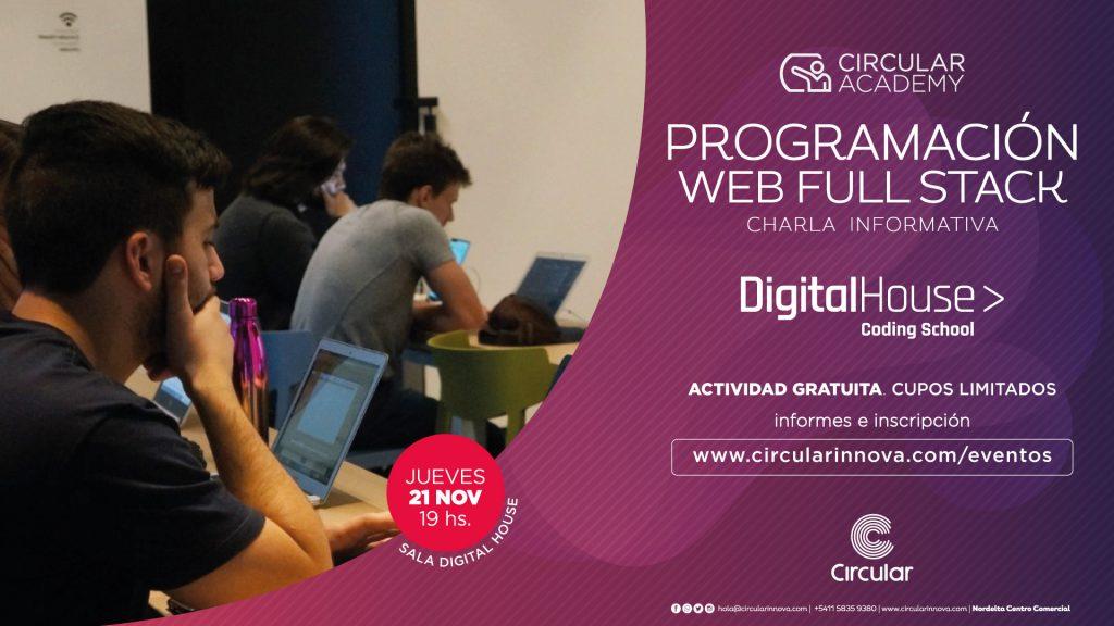 digital house programacion web full stack nordelta cowork