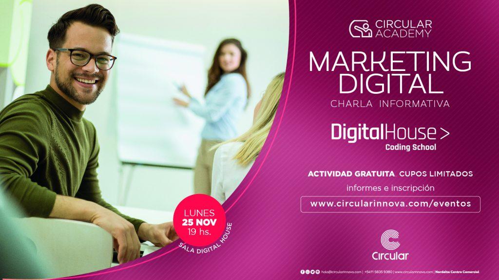 marketing digital digital house en circular cowork nordelta