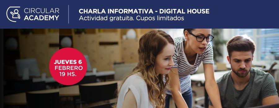 circular cowork nordelta charla informativa digital house