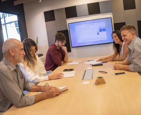 circular cowork sala de reunion nordelta centro comercial